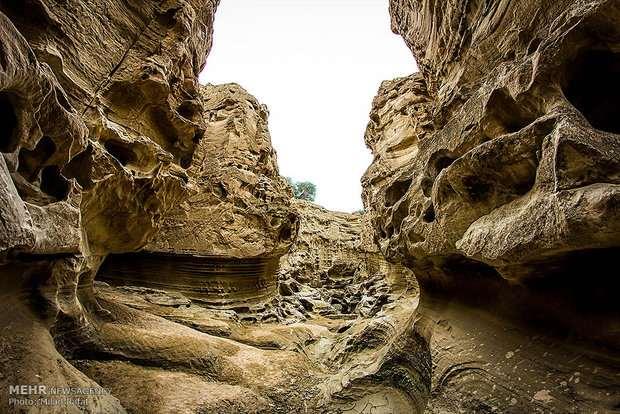 Chahkouh Canyon