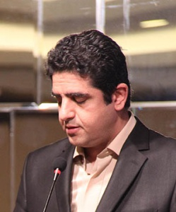 Farshid Shokrkhodaee - Secretary of INQA