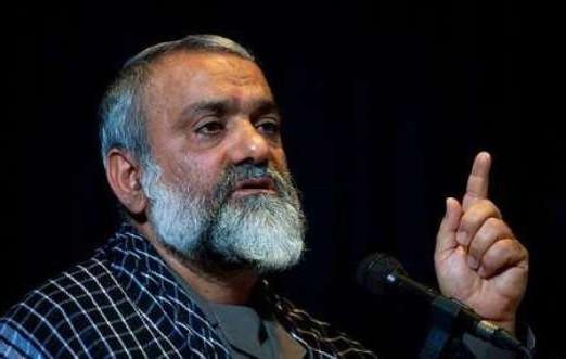 General Reza Naqdi