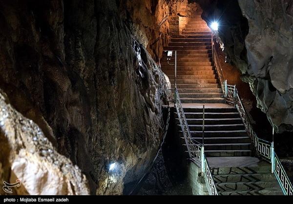 Iran's Saholan Cave13
