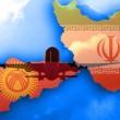 Iran-Kyrgyzstan flight