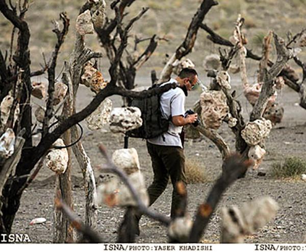 Iran Stones gaudren