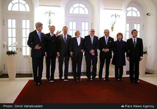 Iran Talks in Vienna