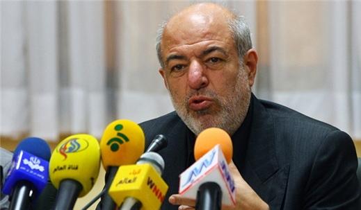 Iranian Energy Minister Hamid Chitchian