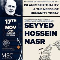 Islamic Spirituality and the Needs of Humanity Today