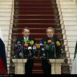Larijani and Sergei Naryshkin