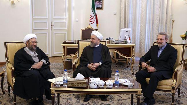 President-Rouhani-meeting