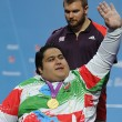 Siamand Rahman - world's strongest Paralympian
