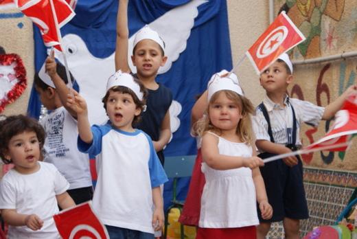 Tunesian children