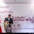 Ali Jannati at 20th Press Exhibition