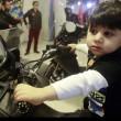 Tehran electric motorbike show