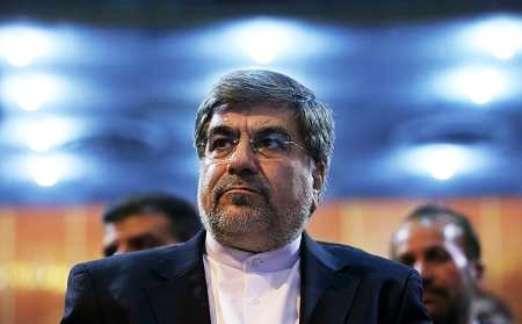 Ali Jannati-Iran cultrue minister