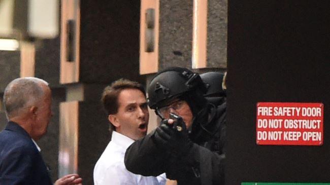 Australia-hostage