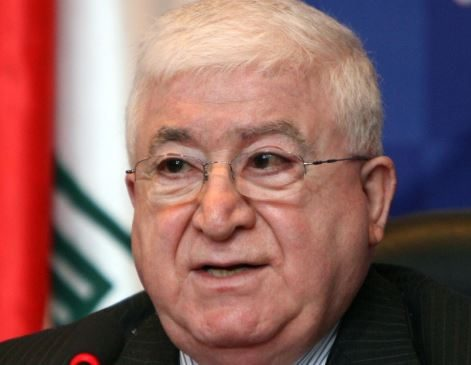 Fouad Masoum - Iraq President