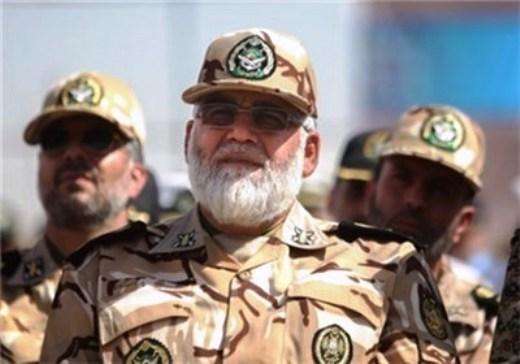 General Ahmad Reza Pourdastan