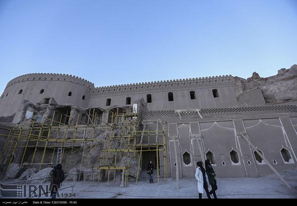 Iran-Bam citadel32