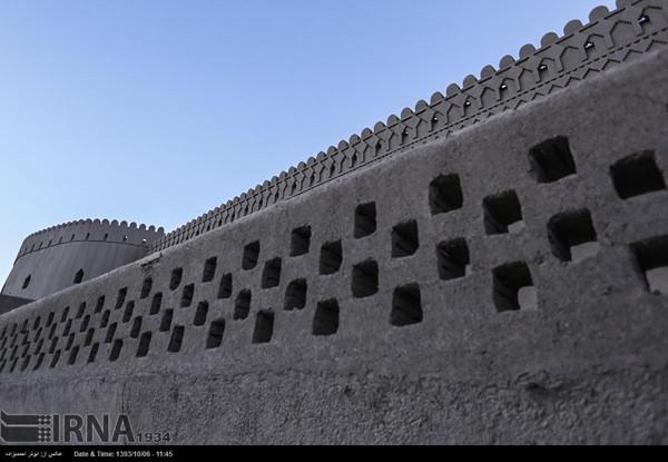 Iran-Bam citadel