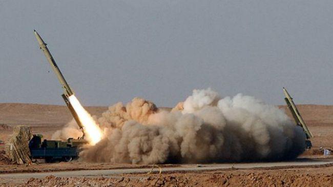 Iran-Fateh-Missile