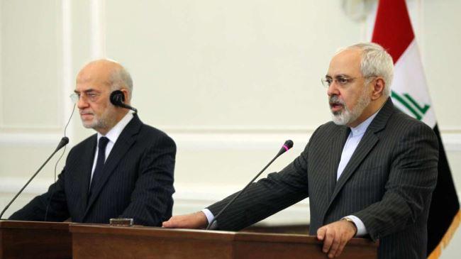 Iran-Iraq-Zarif