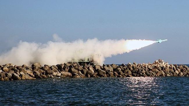 Iran-Nasr-Missile
