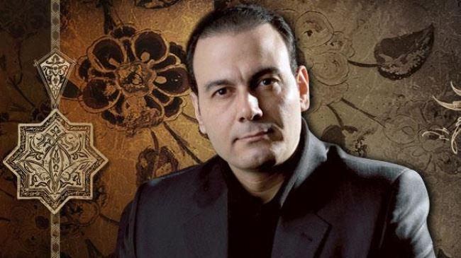 Iranian vocalist- Ali Reza Qorbani