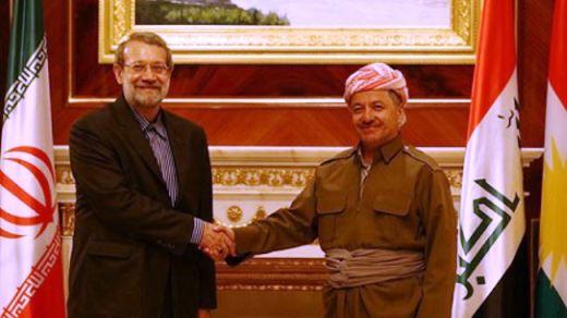 Larijani-Barzani-Erbil