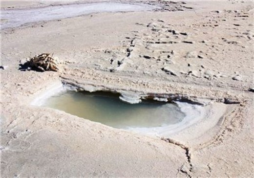 Orumieh lake