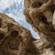 Rock castle of Sirjan