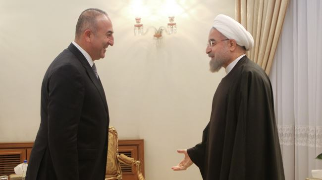 Rouhiani-Çavuşoğlu-Tehran