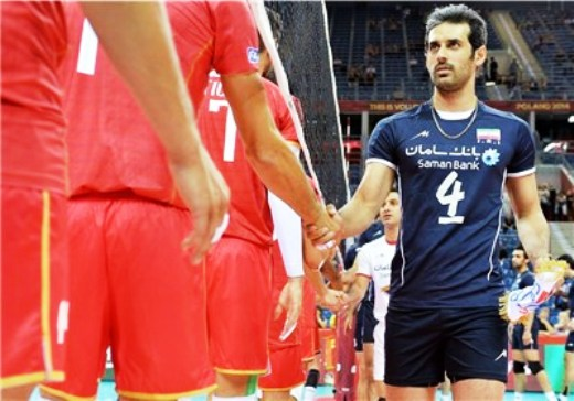 Iranian national volleyball team captain Saeid Marouf said that he is happy to join Russia's Zenit Kazan.