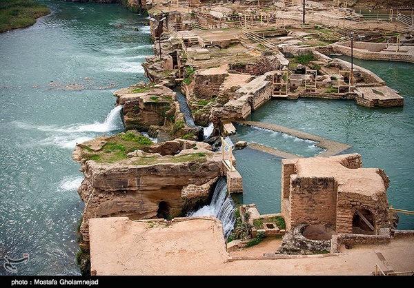 Shushtar Historical Hydraulic System 5
