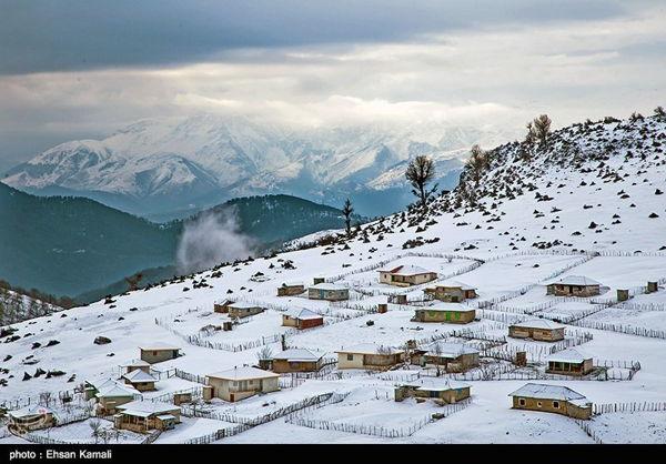 Winter in Iran-Khalkhal-Asalem