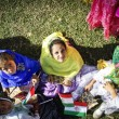 Iran-black tents