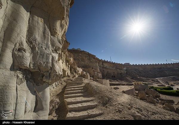 Iran-kharbas cave