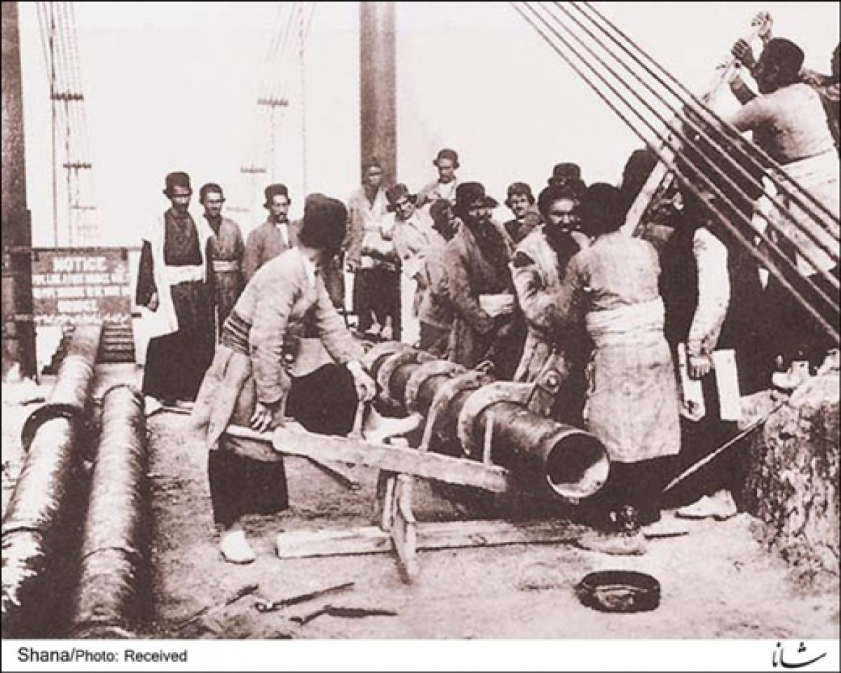 Abadan Oil Refinery S Role In Iran History Iran Front Page