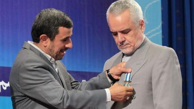 Ahmadinejad-Rahimi