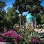Attar's Mausoleum 731