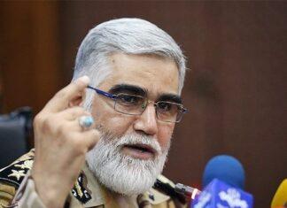 General Ahmad Reza Pourdastan -1