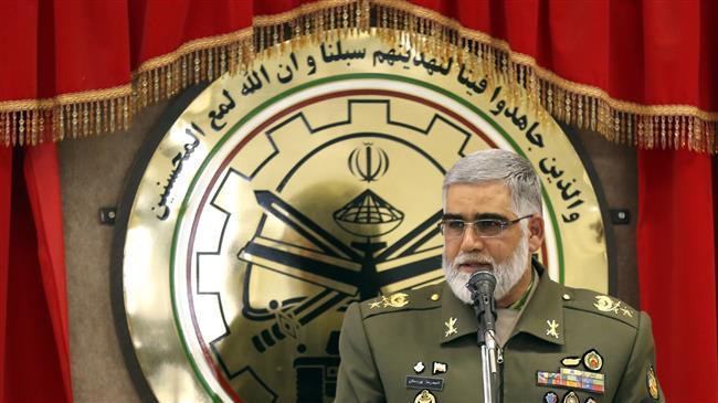 General Ahmad-Reza Pourdastan