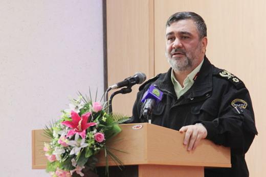 General Hossein Ashtari