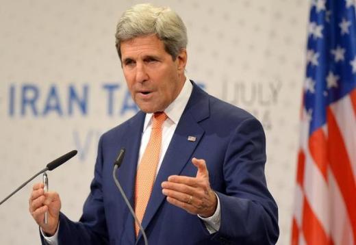 Iran Talks-John Kerry