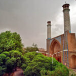 Safavid Monuments in Iran's Qazvin