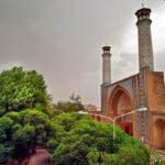 Jameh Mosque of Qazvin [Atiq Congregational Mosque] (2)