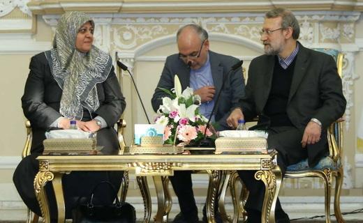 Larijani-Iraq health miniter