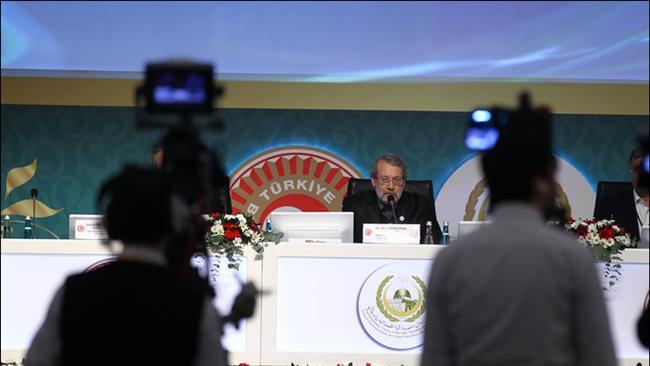 Larijani-Turkey-1
