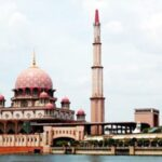 Malaysia's Pink Mosque  -2