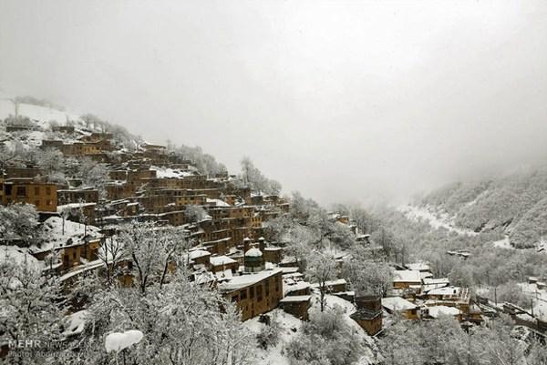 Masuleh Winter