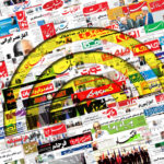 Iran Newspaper front pages