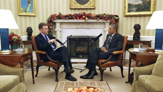 Obama interview npr