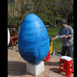Painting Eggs_0518